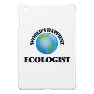 World's Happiest Ecologist iPad Mini Covers