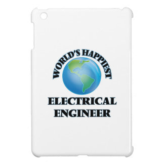 World's Happiest Electrical Engineer Cover For The iPad Mini