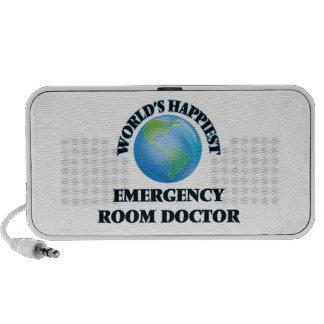 World's Happiest Emergency Room Doctor Mini Speakers