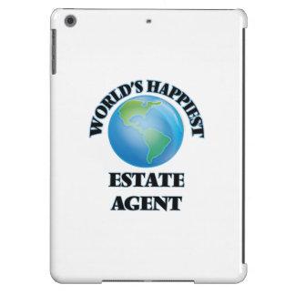 World's Happiest Estate Agent iPad Air Cases