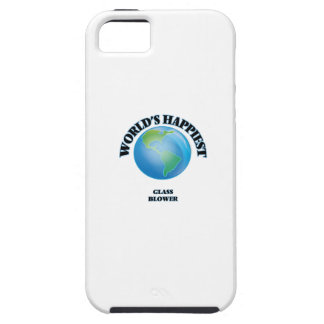 World's Happiest Glass Blower iPhone 5 Cases