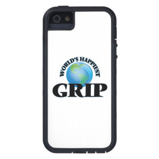 World's Happiest Grip iPhone 5 Cover
