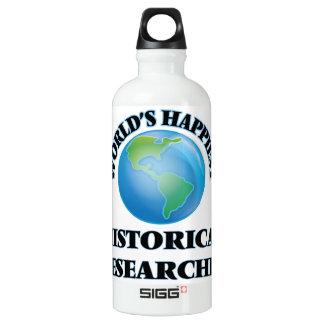 World's Happiest Historical Researcher SIGG Traveler 0.6L Water Bottle