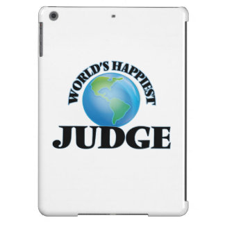 World's Happiest Judge Case For iPad Air