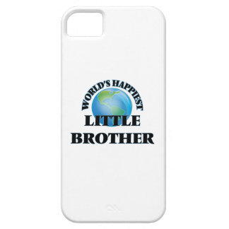 World's Happiest little Brother iPhone 5 Cases
