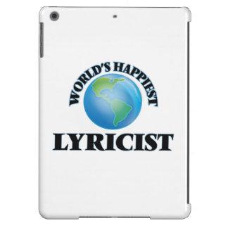 World's Happiest Lyricist Case For iPad Air