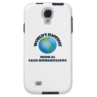 World's Happiest Medical Sales Representative Galaxy S4 Case