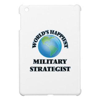 World's Happiest Military Strategist iPad Mini Case