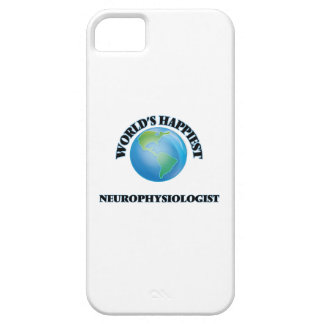World's Happiest Neurophysiologist iPhone 5 Cases