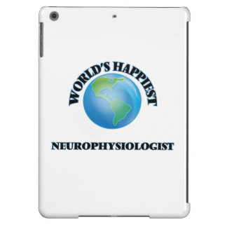 World's Happiest Neurophysiologist iPad Air Cases