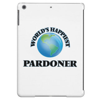 World's Happiest Pardoner Cover For iPad Air