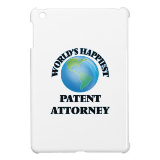 World's Happiest Patent Attorney iPad Mini Covers