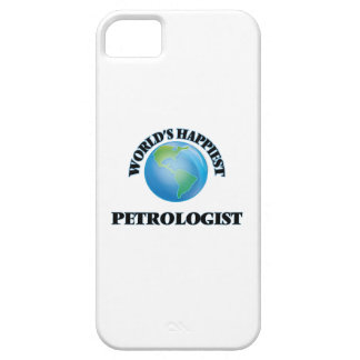 World's Happiest Petrologist iPhone 5 Covers