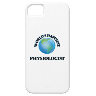 World's Happiest Physiologist iPhone 5 Cover