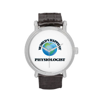 World's Happiest Physiologist Wrist Watch