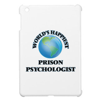 World's Happiest Prison Psychologist iPad Mini Cases