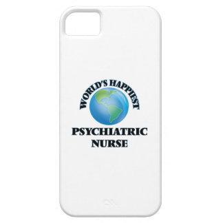 World's Happiest Psychiatric Nurse iPhone 5 Covers