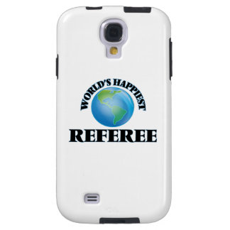 World's Happiest Referee Galaxy S4 Case