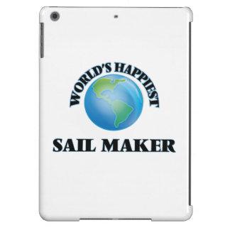 World's Happiest Sail Maker iPad Air Cases