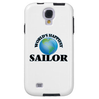World's Happiest Sailor Galaxy S4 Case