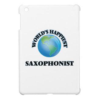 World's Happiest Saxophonist iPad Mini Covers