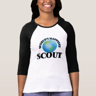 World's Happiest Scout Tee Shirts
