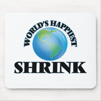 World's Happiest Shrink Mouse Pad