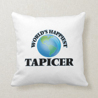 World's Happiest Tapicer Pillows