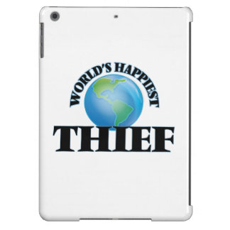 World's Happiest Thief iPad Air Cover