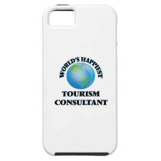 World's Happiest Tourism Consultant iPhone 5 Cover