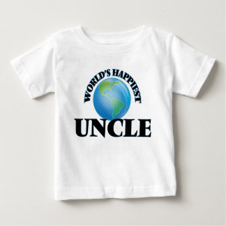 World's Happiest Uncle Shirts