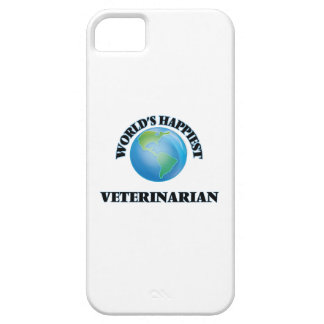 World's Happiest Veterinarian iPhone 5 Cover