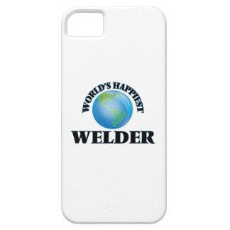 World's Happiest Welder iPhone 5 Covers