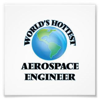 World's Hottest Aerospace Engineer Photo Print