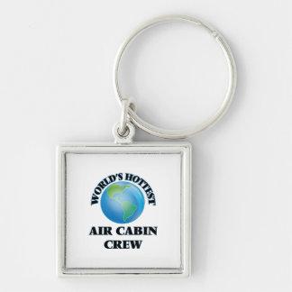 World's Hottest Air Cabin Crew Keychains