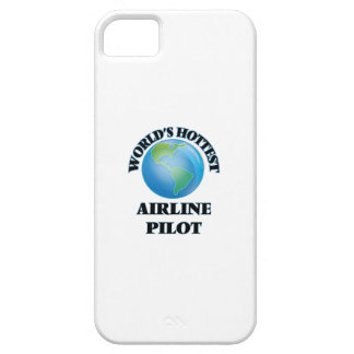 World's Hottest Airline Pilot iPhone 5 Cases