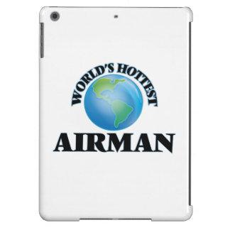 World's Hottest Airman iPad Air Covers