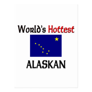 World's Hottest Alaskan Postcard