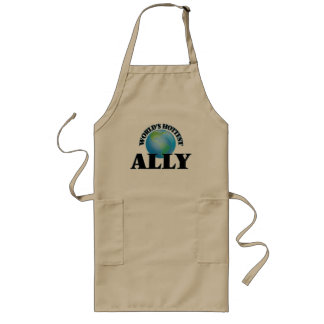 World's Hottest Ally Apron