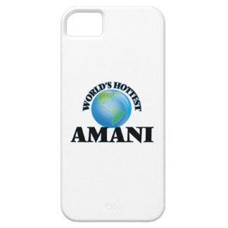 World's Hottest Amani iPhone 5 Case