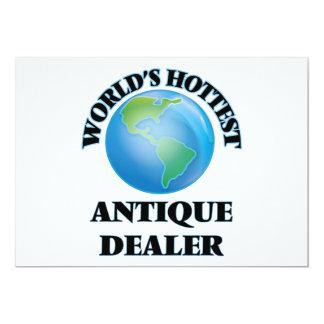 World's Hottest Antique Dealer Personalized Announcements