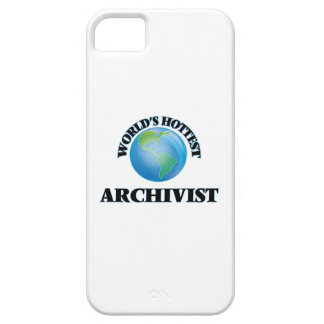 World's Hottest Archivist iPhone 5 Cases