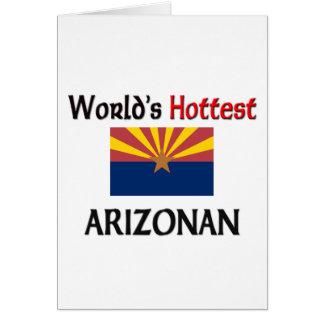 World's Hottest Arizonan Cards