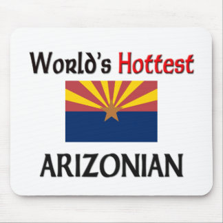 World's Hottest Arizonian Mouse Pads