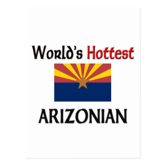 World's Hottest Arizonian Post Cards