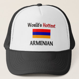 World's Hottest Armenian Trucker Hat