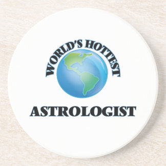 World's Hottest Astrologist Coasters