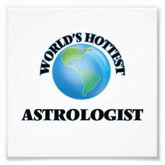 World's Hottest Astrologist Art Photo