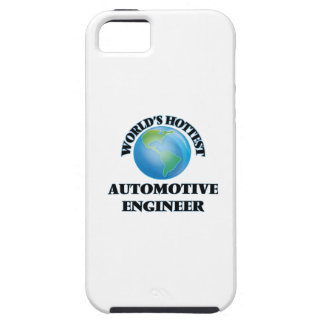 World's Hottest Automotive Engineer iPhone SE/5/5s Case