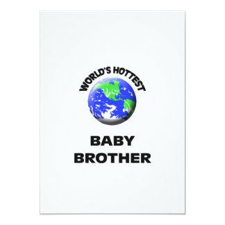 World's Hottest Baby Brother Announcements